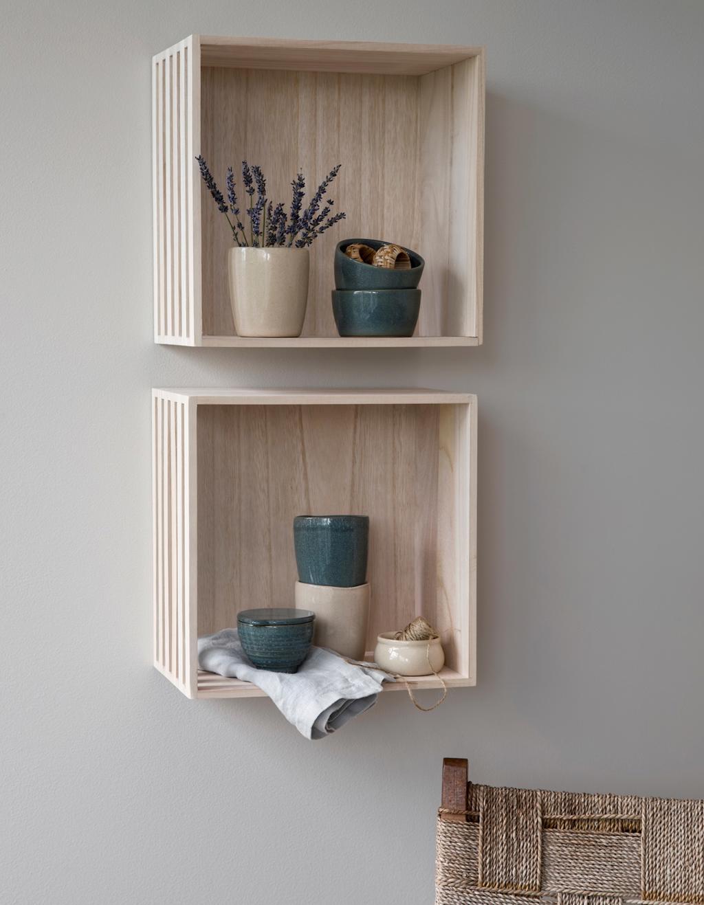 Decoratieve Plank Paulowniahout Sostrene Grene